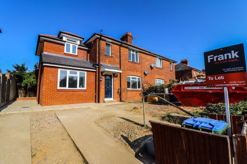 Refurbished – Four Double Bedrooms – Four Bathrooms – Available September 2021