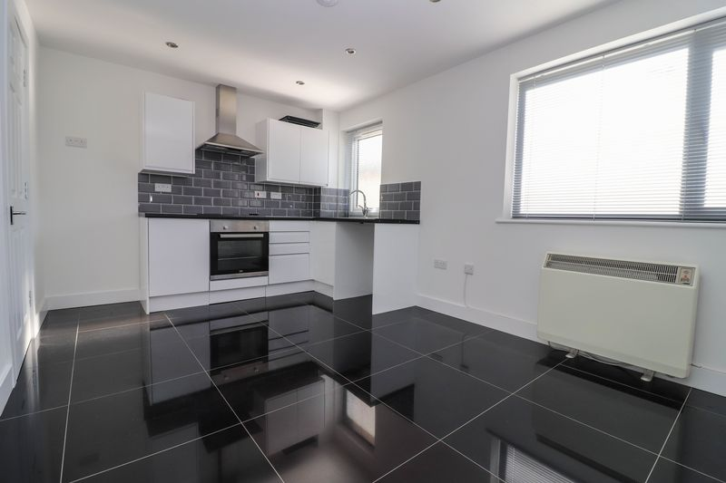 Two/Three Double Bedroom – Ground Floor Flat – Private Entrance – New Build