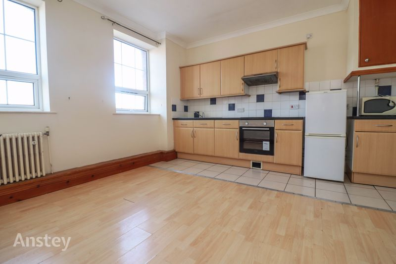 One Bedroom – First Floor – Available Mid February