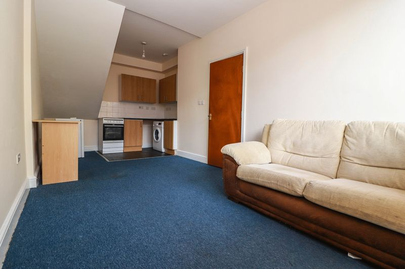 One Bedroom – First Floor Flat- Available Late September
