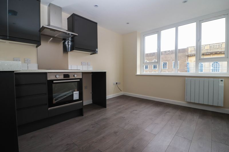 Two Double Bedrooms- Brand New – Top Floor Apartment – Available July 2019