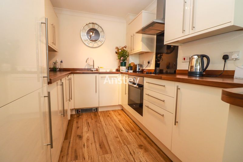 Two Bedroom – Ground Floor Flat – Available July
