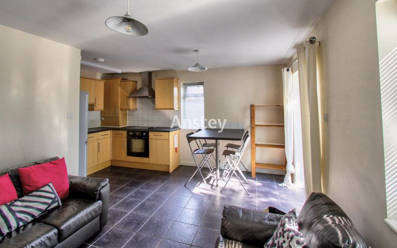 Student/Sharers Property – Four Doubles – Two Bath – August 2021