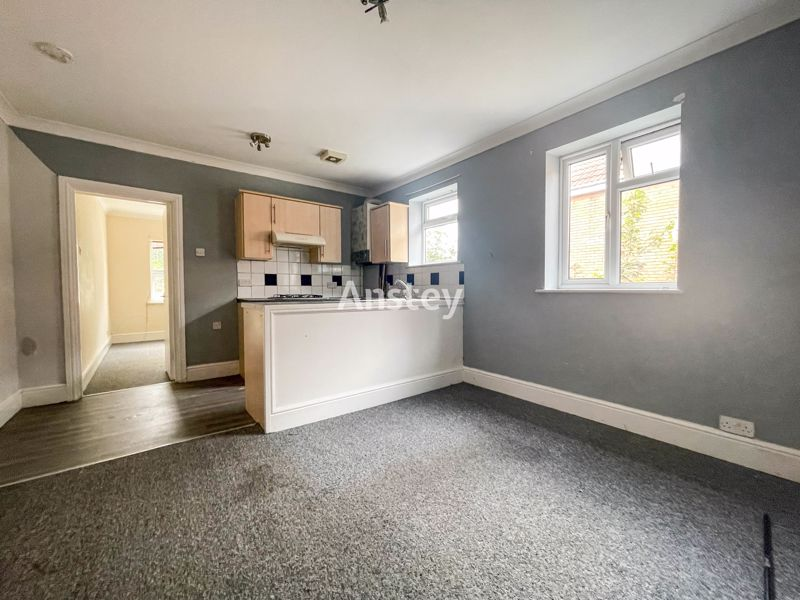 Two Double Bedrooms – First Floor Flat – Available Late August